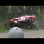 Lieksa Ralli 2019 (crash & action)
