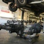 Mitsubishi Delica замена прокладки Гбц и заднего сальника коленвала