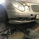 Mercedes E-Class замена датчика ABS