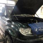 UAZ Patriot ремонт турбины и грм