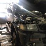 Mitsubishi Pajero ремонт тормозной системы